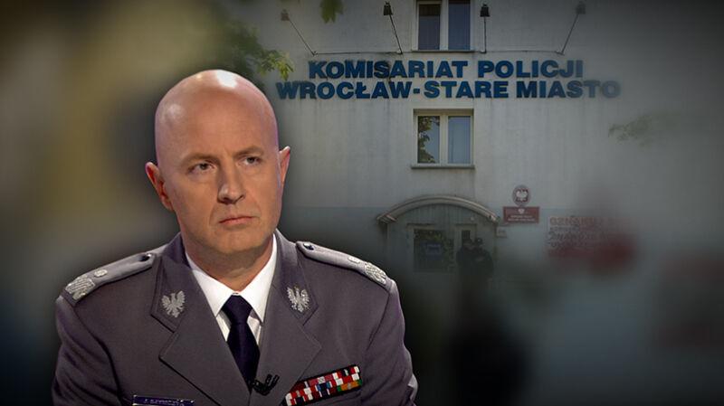 """24.05.2017   Szef policji przyznał, że nie zna materiałów w sprawie Stachowiaka. """"Komendanta to nie obchodzi"""""""