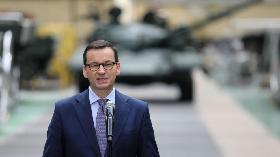 """Blisko 2 miliardy złotych na remont czołgów T-72. """"Działanie pomostowe"""""""