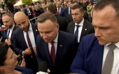 """Objazd prezydenta po małych i średnich miastach. """"Nasz kandydat będzie aktywniejszy"""""""