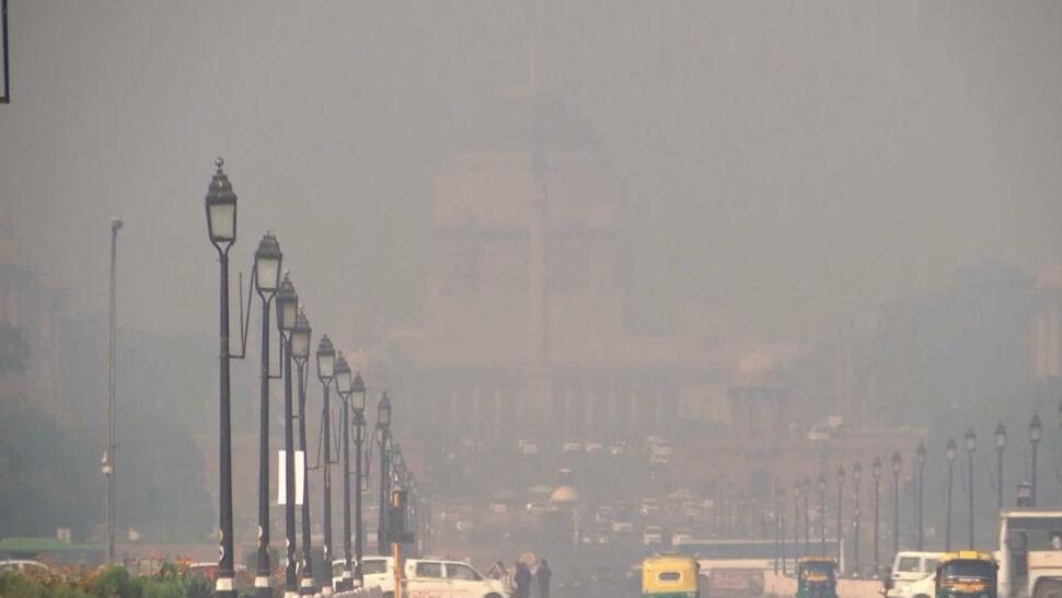 New Deli dusi się smogiem. Najbardziej cierpią najbiedniejsi