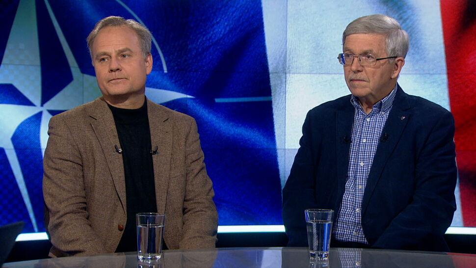 Truszczyński: NATO nie upadnie z dnia na dzień