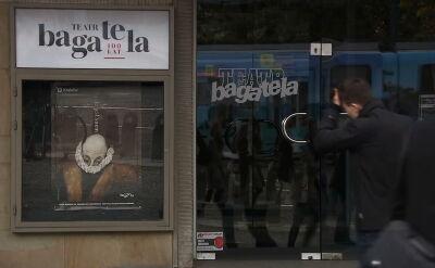 List otwarty w sprawie Teatru Bagatela. Artyści apelują o solidarność