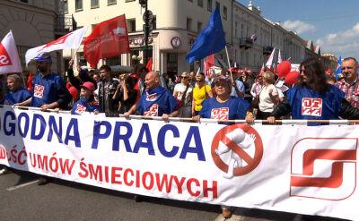 01.05.2014 | Festiwal pierwszomajowych obietnic polityków lewicy