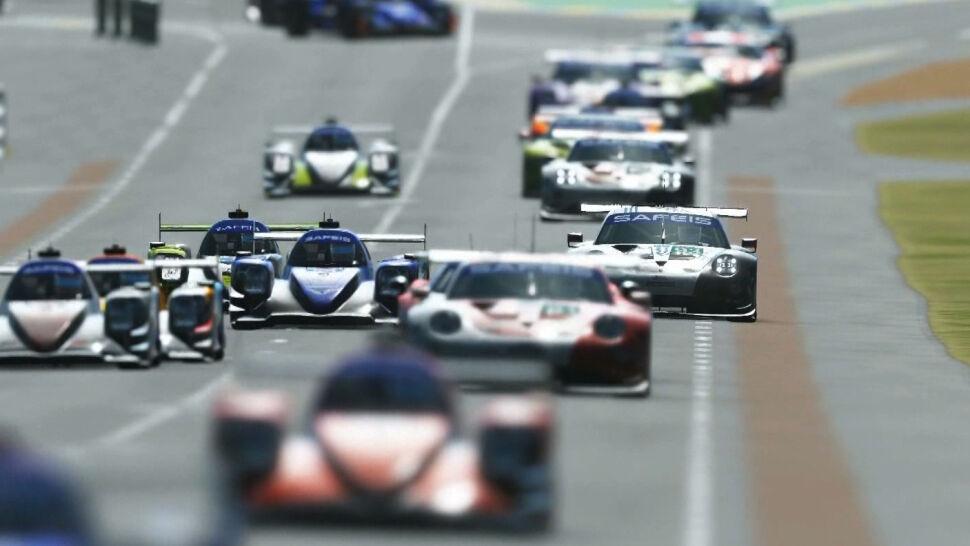 Triumf Polaków w wirtualnym wyścigu Le Mans