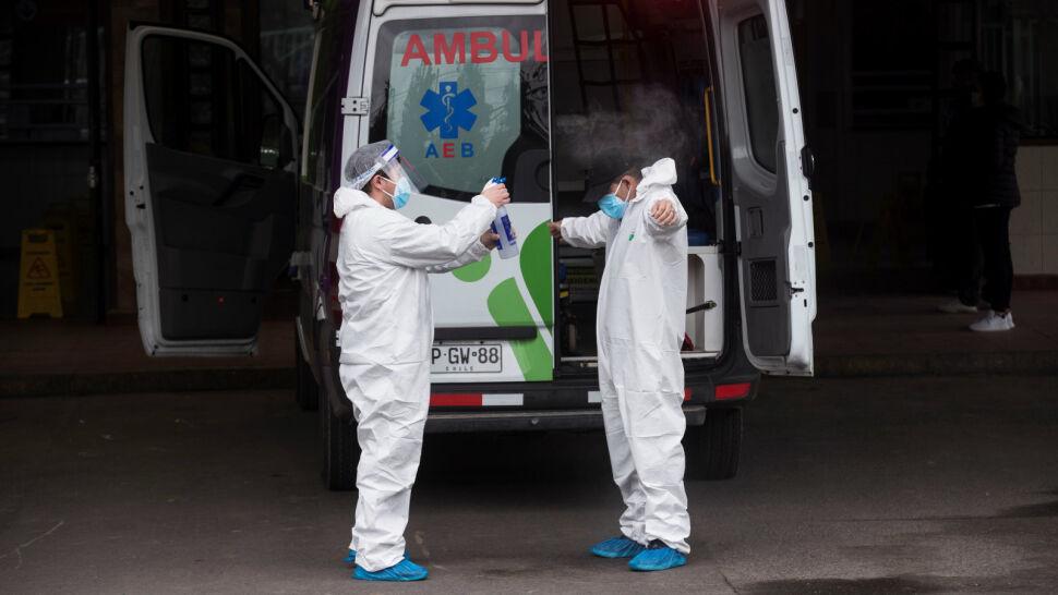 Kolejna faza? Szef WHO ostrzega: pandemia przyspiesza