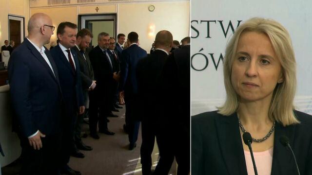 """""""Przy okazji"""", ale czy na własną prośbę? Minister Czerwińska ma odejść z rządu"""