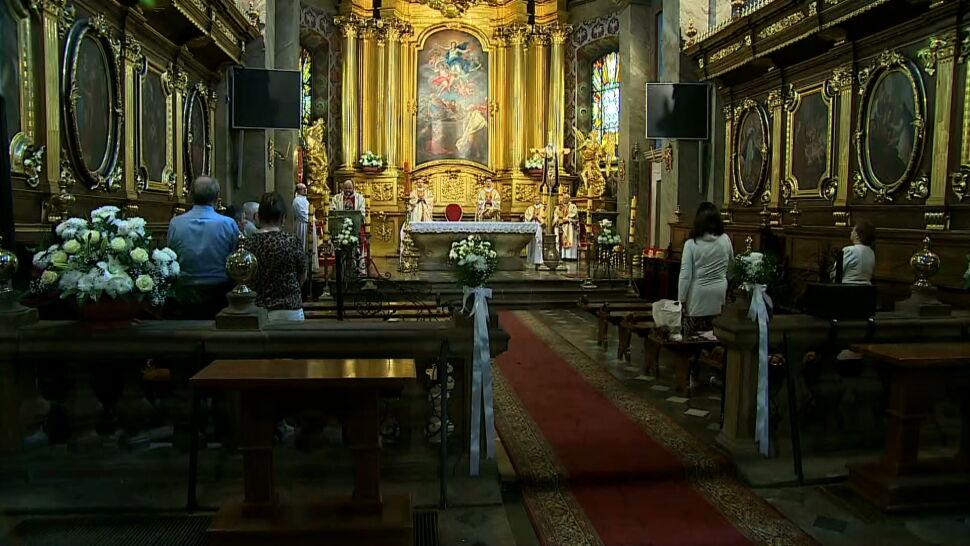 Odczytano specjalny list biskupa kieleckiego