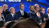 Koalicja Europejska ma szanse? PSL stawia warunki, Biedroń wyklucza dołączenie