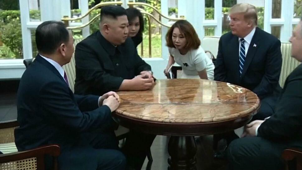 """Negocjatorzy rozstrzelani? """"Korea Północna chce destabilizować rząd USA"""""""