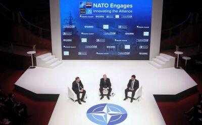 Szczyt NATO w cieniu sporów. Sekretarz generalny uspokaja