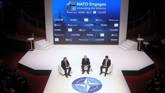 03.12.2019 | Szczyt NATO w cieniu sporów. Sekretarz generalny uspokaja