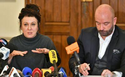 """Polska noblistka powołuje fundację. """"Celem jest wspieranie i promocja kultury"""""""