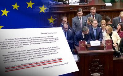 18.01.2017 | Protest opozycji pretekstem do interwencji Brukseli? PO: to kłamstwo