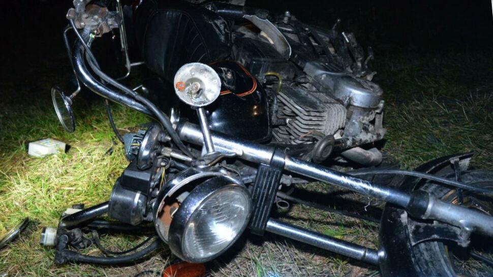 Nie żyje dwóch motocyklistów. Ich przyjęcia odmówiły dwa szpitale