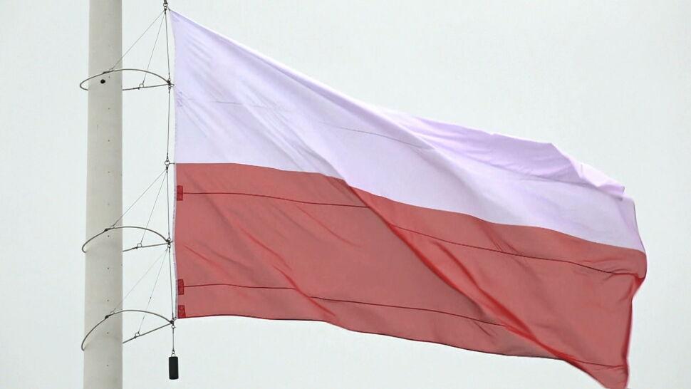 """""""Bądźmy dumni z biało-czerwonej. Szanujmy barwy narodowe"""""""