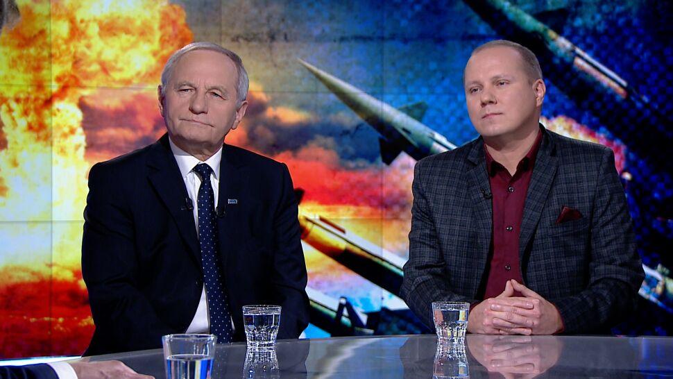 Gen. Koziej: broń atomowa nie jest po to, by jej używać, ale by nie dopuścić do wojny