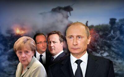 21.07.2014 | Europa bezradna i podzielona w sprawie katastrofy boeinga na Ukrainie