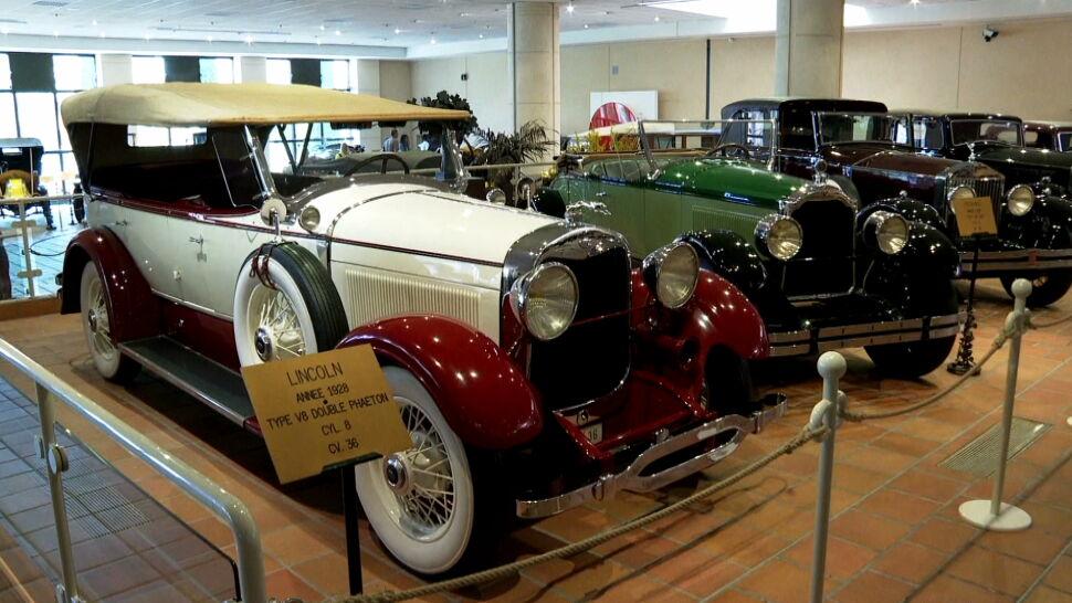 Książęca kolekcja z długą tradycją. Najpiękniejsze auta ze wszystkich epok