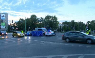 Tragiczny wypadek w Poznaniu. Nie żyje 8-latek potrącony przez tramwaj