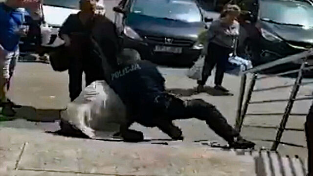 """Bandyta zrozumie, że ręka podniesiona na policjanta, to ręka podniesiona na Polskę"""
