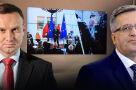 22.04.2015 | Duda osłabł, Komorowski kontratakuje w kampanii