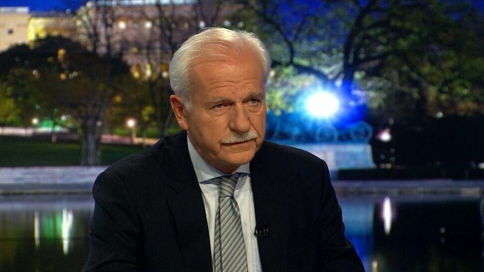 14.02 | Olechowski: trzeba likwidować niepokój wokół Polski, a nie pokazywać środkowy palec