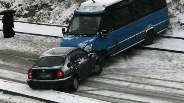 07.01.2020 | Pogodowe anomalie. Kto szuka śniegu, znajdzie go w Grecji