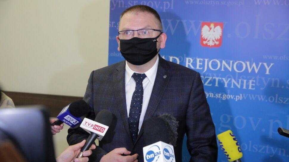 Maciej Nawacki nie dopuścił sędziego Juszczyszyna do orzekania