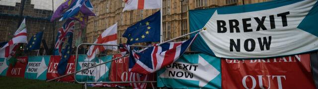 """Hasło """"brexit"""" męczy Brytyjczyków"""