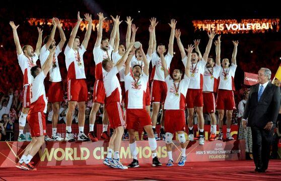 Finał siatkarskich mistrzostw świata. Polacy wygrali w meczu z Brazylią 3:1