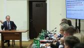 Siedem godzin pytań i odpowiedzi. Donald Tusk przed komisją do spraw Amber Gold