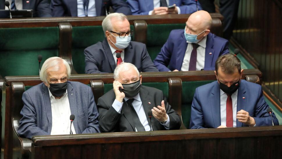 Sejm w środę zajmie się specustawą o budowie muru na granicy z Białorusią