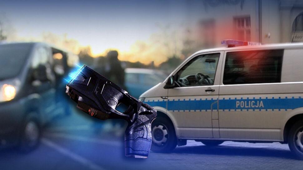 Policjanci mieli bezprawnie użyć paralizatora. Grozi im do 10 lat więzienia