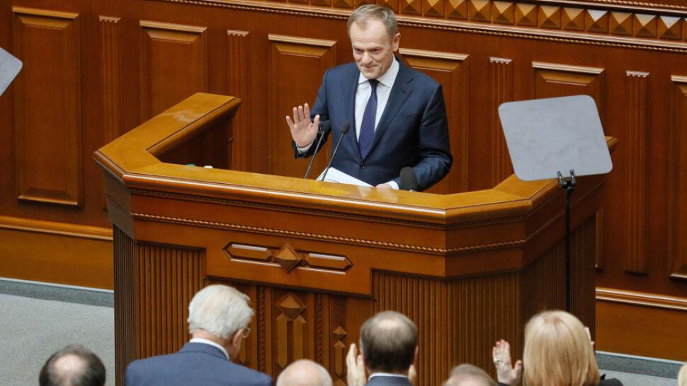 """""""Nie ma bezpiecznej Europy, bez bezpiecznej Ukrainy"""""""