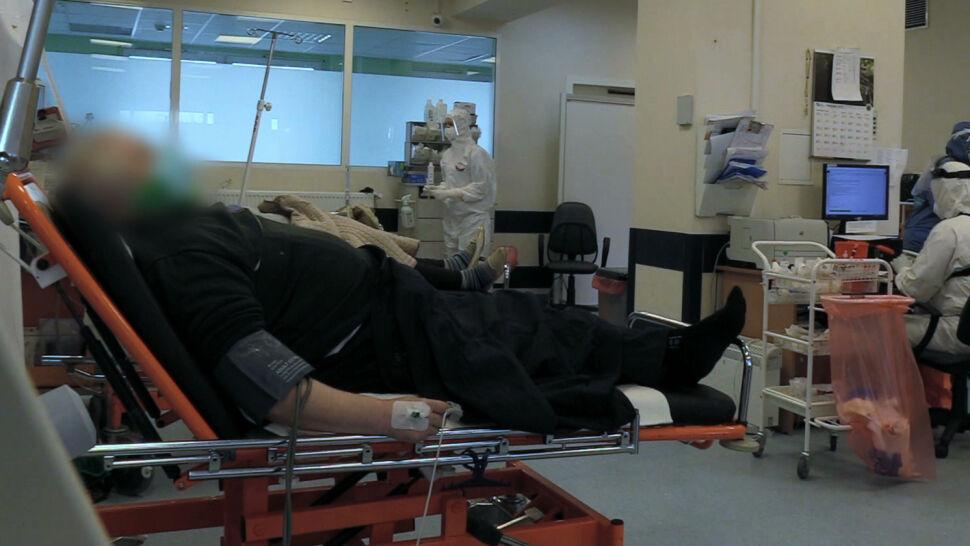 Tak wygląda praca w poznańskim szpitalu zakaźnym