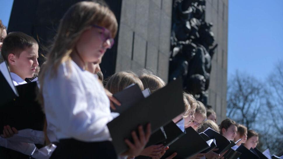 Rocznica powstania w warszawskim getcie. Padły ważne słowa