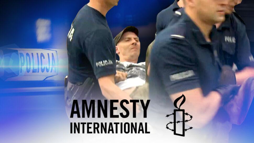 """""""Wolność zgromadzeń została w Polsce bardzo zagrożona"""". Raport Amnesty International"""