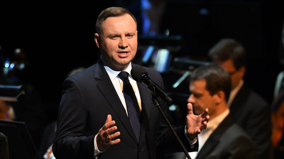 Wybory prezydenckie coraz bliżej. Andrzej Duda otrzymał potężne wsparcie