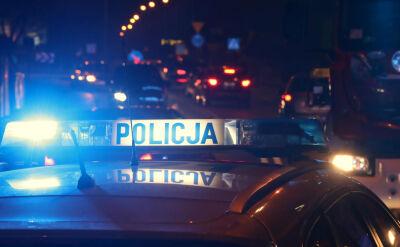 Policyjny pościg na zakopiance. Bez prawa jazdy, po narkotykach pędził 140 km/h