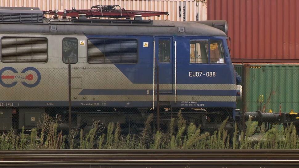 Zarzuty dla 35-latka, który chciał porwać pociąg w Legionowie