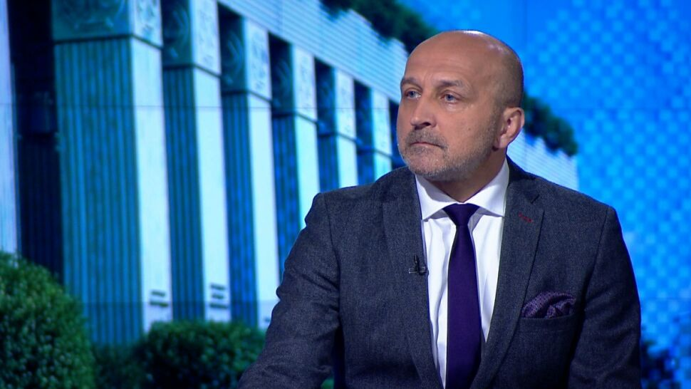 Marcinkiewicz: mam nadzieję, że wybory wygra inna partia, cywilizowana