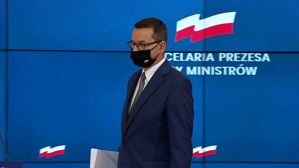 Premier będzie rozmawiać z politykami opozycji o sytuacji epidemiologicznej
