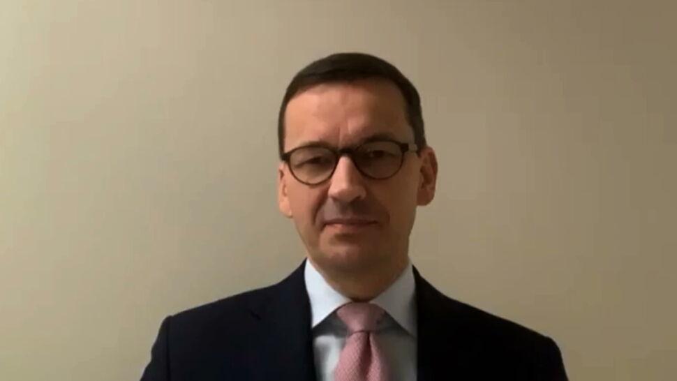 Mateusz Morawiecki trafił na kwarantannę