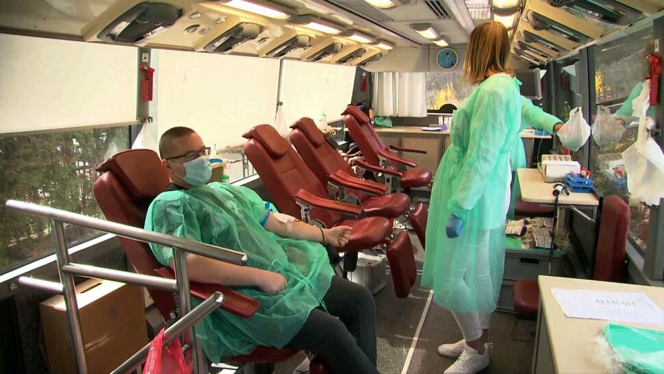 Osocze ozdrowieńców pilnie potrzebne. Apel pomorskiego centrum krwiodawstwa