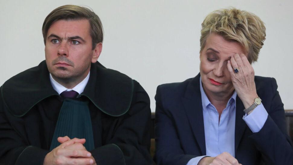 Prezydent Łodzi Hanna Zdanowska skazana za poświadczenie nieprawdy