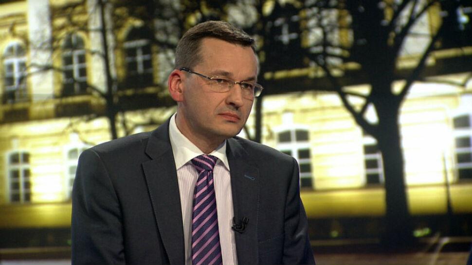 29.11 | Morawiecki o 30 tys. kwoty wolnej od podatków dla posłów: wykonują bardzo ciężką pracę