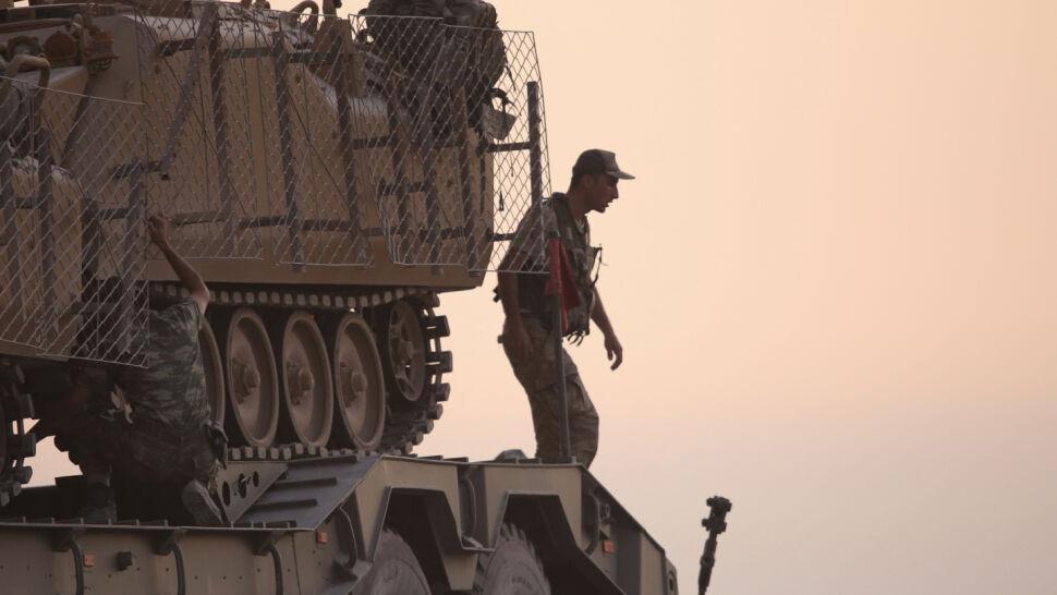 Prezydent Turcji informuje o rozpoczęciu operacji wojskowej przeciwko Kurdom