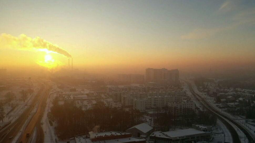 Smog nad Polską. Bardzo zła jakość powietrza w wielu częściach kraju