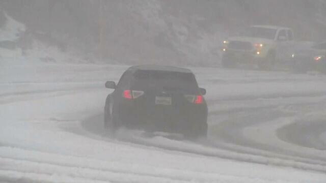 28.11.2019 | Potężne opady śniegu w USA. Zamknięte drogi i paraliż na lotniskach tuż przed Świętem Dziękczynienia