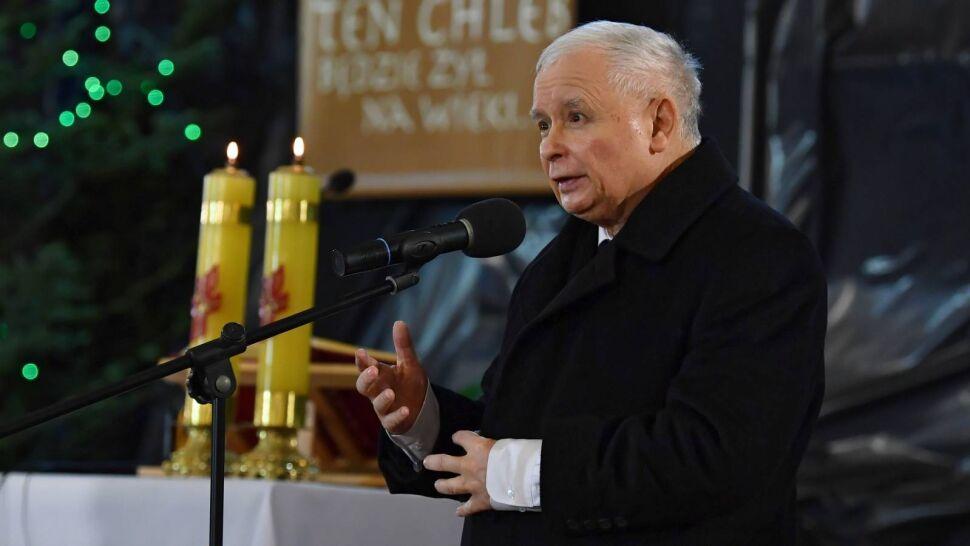 Apel prezesa PiS w kościele w Starachowicach. Opozycja komentuje